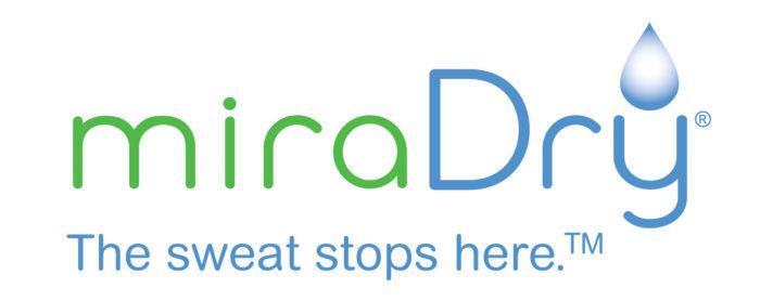 υπεριδρωσία στις μασχάλες - logo miraDry