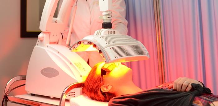 ακμή - φωτοθεραπεία