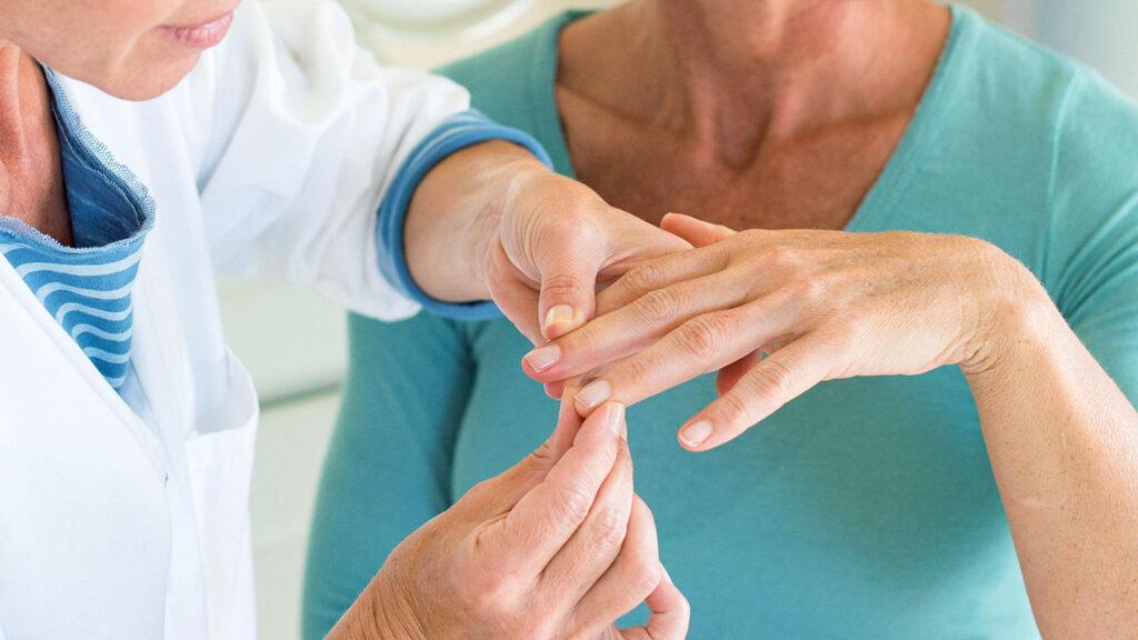 ψωριασικές βλάβες στα νύχια